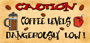 COFFEE LEVELS S117