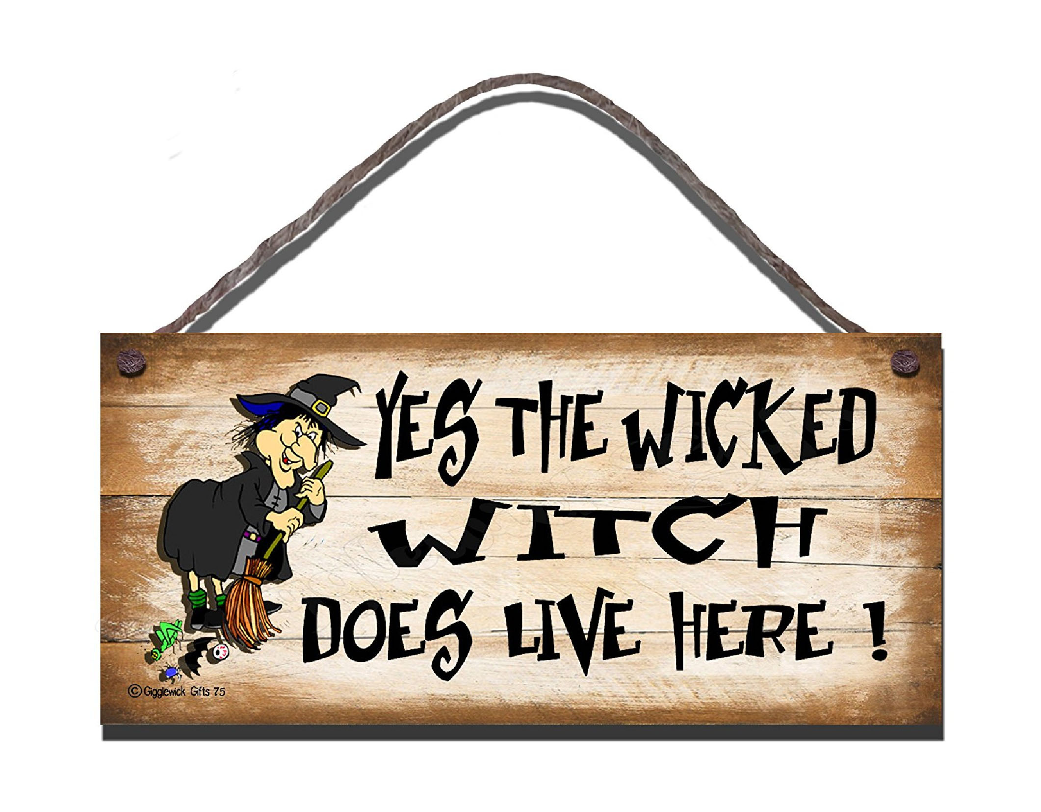 WICKED WITCH S75